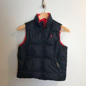 Polo Ralph Lauren Down Puffer Vest Reversible 6